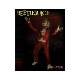 NECA Cult Classics Icons Series 1 Action Figure Beetlejuice (Red