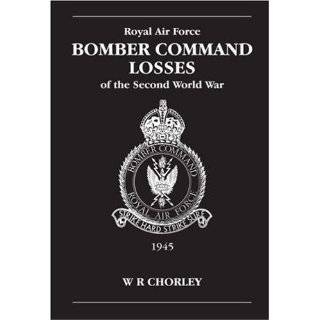 RAF Bomber Command Losses of the Second World War, Vol. 5