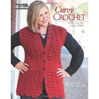 Plus Size Fashions in Crochet (Annies Attic Crochet