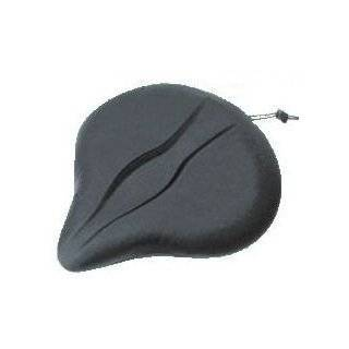 Thick   12 Wide   Bicycle Seat Cover / Gel Pad Wide