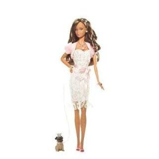 Barbie African American Miss Pearl June Birthstone Beautie