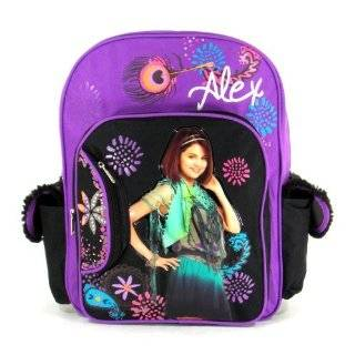 Disney Wizards of Waverly Place   Magic Feathers 16 Large Backpack