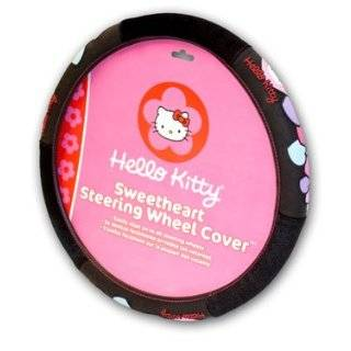Hello Kitty Ribbon Steering Wheel Cover