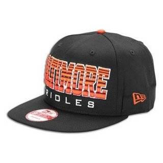 Orioles New Era MLB Fade Snapback Cap   Mens