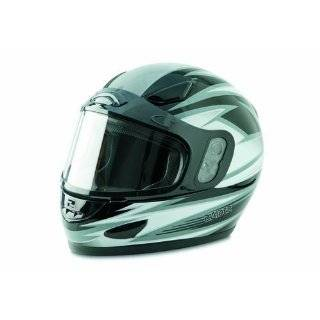 GMAX Snow Helmet Full Face DOT GM48S (Large, Black): Clothing