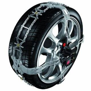 Thule K Summit Low Profile Passenger Car Snow Chain, Size K33 (Sold in