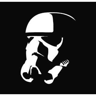 Star Wars Darth Vader Die Cut Vinyl Decal Sticker 5 Wht