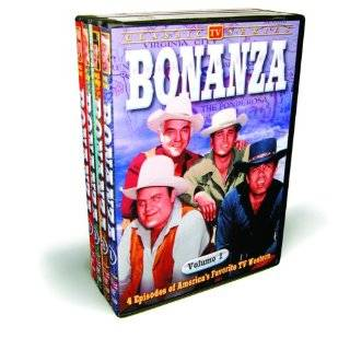 Bonanza   V.5: Lorne Greene, Michael Landon, Dan Blocker