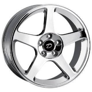 Detroit Cobra R 830 Chrome Wheel (17x9/5x114.3mm