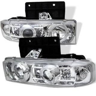Spyder Auto Chevy Astro/GMC Safari Black Halogen Projector