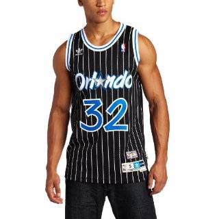 wholesale dealer dd89c c3b74 NBA Orlando Magic Shaquille ONeal Swingman Jersey Black on ...