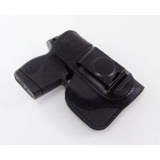 Leather Belt Slide Gun Holster for Diamondback DB .380