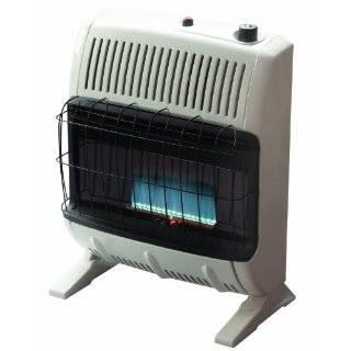 18,000 BTU Vent Free Natural Gas Infrared Wall Heater