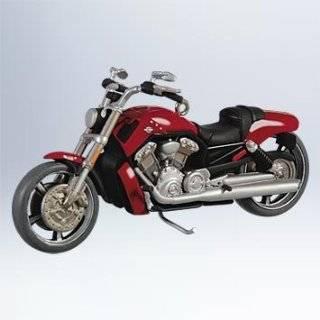 2009 Softail Cross Bones Harley Davidson #12 In Series 2010 Hallmark