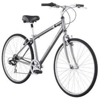 Diamondback Mens 2012 Edgewood Sport Hybrid Bike (Black