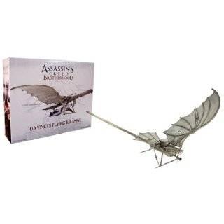 di Leonardo Da Vinci Flying Machine Wooden Model Kit Toys