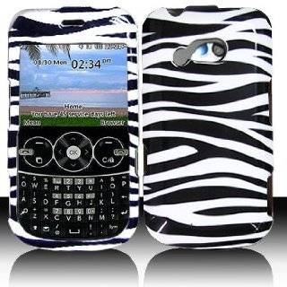 Accessory   White Black Zebra Design Hard Case Proctor Cover by LF