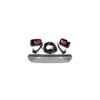 Headlight and Tail Light Kit Ezgo TXT Golf Cart