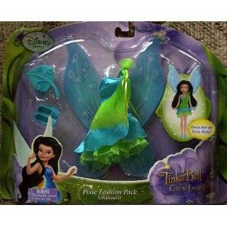 Disney Fairies Pixie Fashion Pack ~ Fawn: Toys & Games