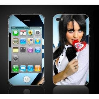iPod Touch 3G Katy Perry #4 Vinyl Skin kit fits 2nd gen or