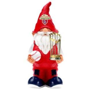 MLB St. Louis Cardinals World Series Champions Gnome