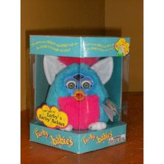 Electronic Furby Babies (Teal & Pink)