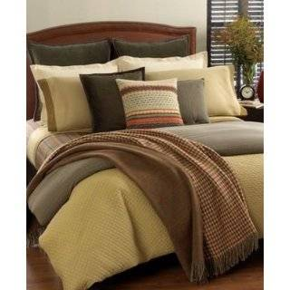 Lauren by Ralph Lauren Bedding University Khaki Tan Twin Comforter