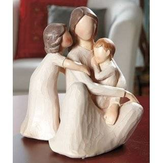 Tree Mother and Daughter Figurine, Susan Lordi 26021 Home & Kitchen