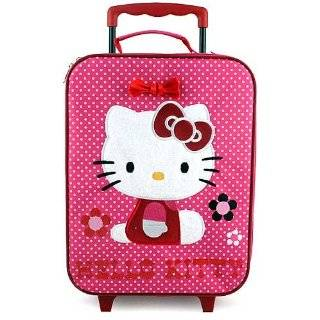 Barbie Hard Shell Rolling Luggage Case: Toys & Games