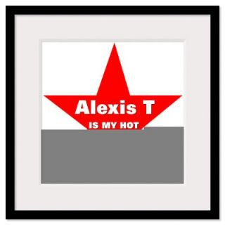 Wall Art > Framed Prints > alexis texas Framed Print