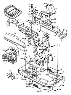 Simplicity Mower Parts Diagram together with Sabre Riding Mower Wiring Diagram furthermore Simplicity Wiring Diagrams also 2005 Yamaha Kodiak 450 Wiring Diagram in addition John Deere L110 Deck Belt Diagram 228970. on wiring diagram for simplicity tractor