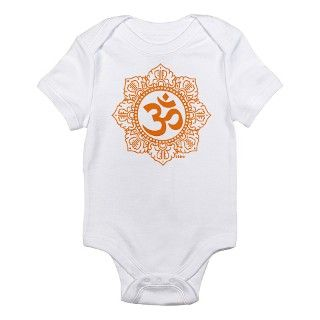 Asia Gifts > Asia Baby Clothing > OM   OHM   AUM SYMBOL Infant