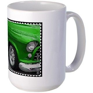55 Chevy Coffee Mugs  55 Chevy Travel Mugs