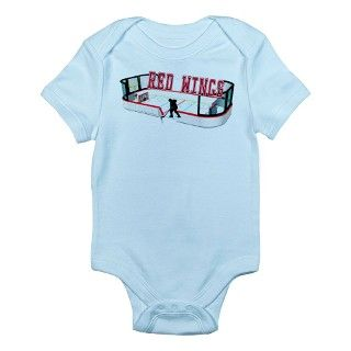 Red Wings Baby Bodysuits  Red Wings Infant Bodysuits