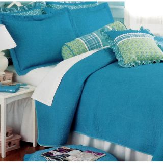Lola Blue Full/Queen Quilt
