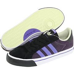 adidas Originals Classic Vulc Black/Dark Purple/Magic Athletic