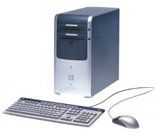 HP Pavilion A330n PC Desktop with DVD Writer