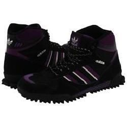 adidas Originals Marathon Trainer Mid Black/Vapour/Shade Purple