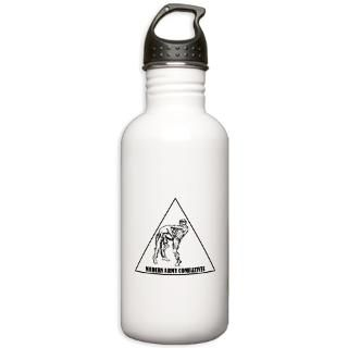 Modern Army Combatives Stainless Water Bottle 1.0L