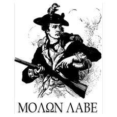 Molon Labe Posters & Prints