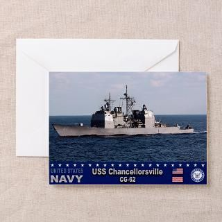 USS Chancellorsville CG 62 Guided Missile Cruiser : USA NAVY PRIDE