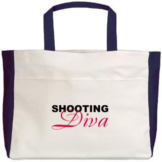 Shooting Diva Maternity Dark T Shirt