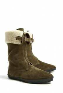 Burberry Shoes & Accessories  Stanmore Weather Boot by Burberry Shoes & Accessories
