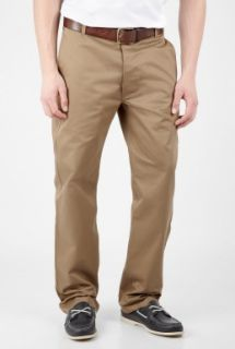 Lyle & Scott Archive  Stone Cotton Twill Tapered Chinos by Lyle and Scott Archive