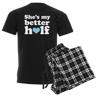 shirts Shes My Better Half > Couple Shirts and Relationship Gifts