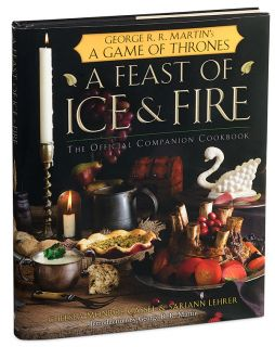 Feast of Ice & Fire   Official Game of Thrones Cookbook
