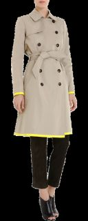 Martin Grant Double breasted Trench Coat
