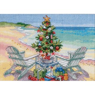 Dimensions Gold Collection Christmas Counted Cross Stitch Kit   On The