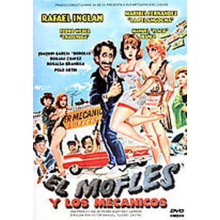 El Mofles Y Los Mecanicos   DVD   Full Screen