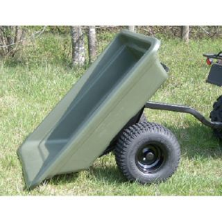 Swisher 16 Cu Ft ATV Poly Dump Cart